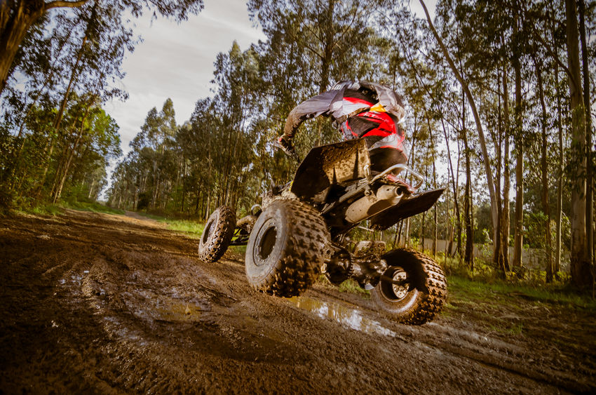 Fall and Winter Maintenance for Your ATV