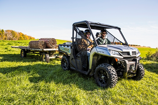 2 Ways Your CFMOTO Can Save You From Winter Farm Hazards