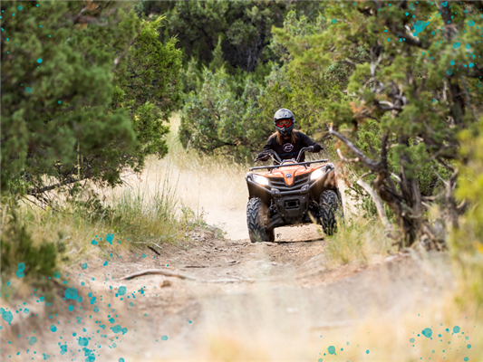 Beginner ATV Riders: How to Find Good ATV Trails