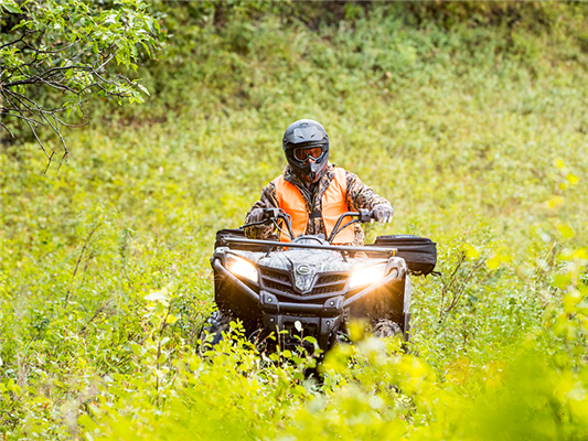 Best Places to Ride ATVs in the South