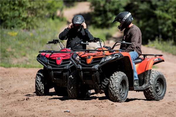 Don't Make These 4 Mistakes if You're a First-Time ATV Rider