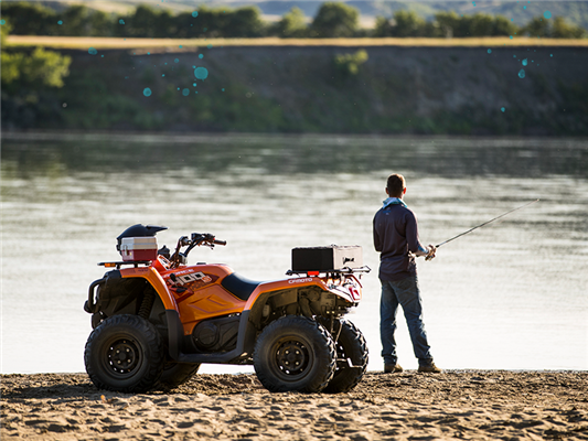 Get Your ATV Ready For The Summer Season