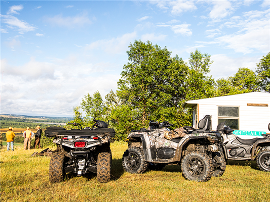 How to Plan a Large-Group ATV Adventure!