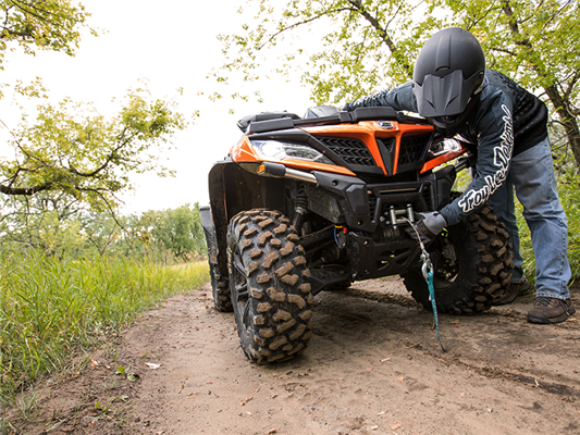 How to Protect Your ATV