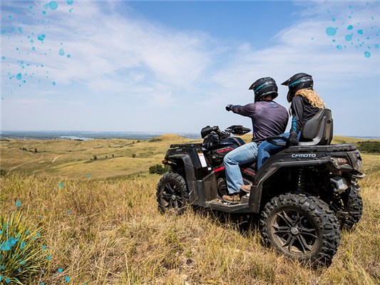 How to Operate ATVs in High Altitudes