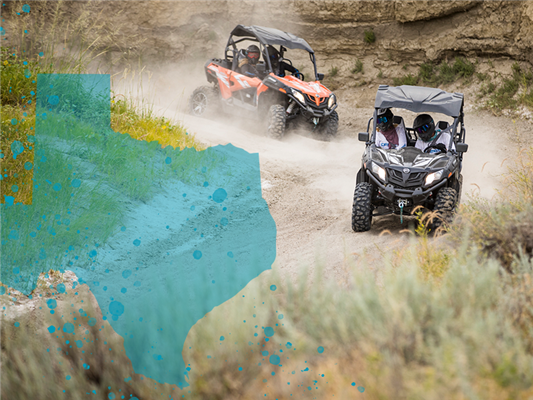 Lone Star Adventures: The Best ATV Trails in Texas