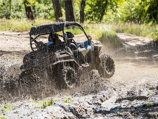 Riding Your ATV Safely in the Rain