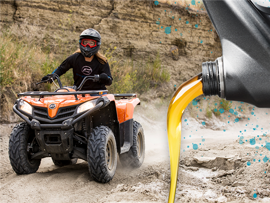 Synthetic vs. Petroleum Oil: Which is Best for Your CFMOTO ATV?