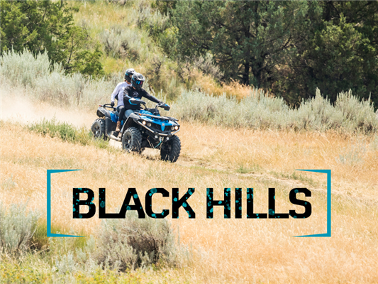 The Best ATV Trails in the Midwest's Black Hills