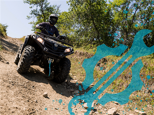 Time for ATV Spring Cleaning: Here Are Some Tips for Maintenance