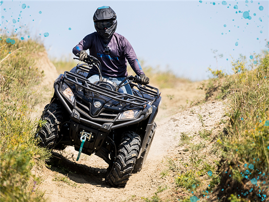 Understanding ATV Trail Difficulty Classification