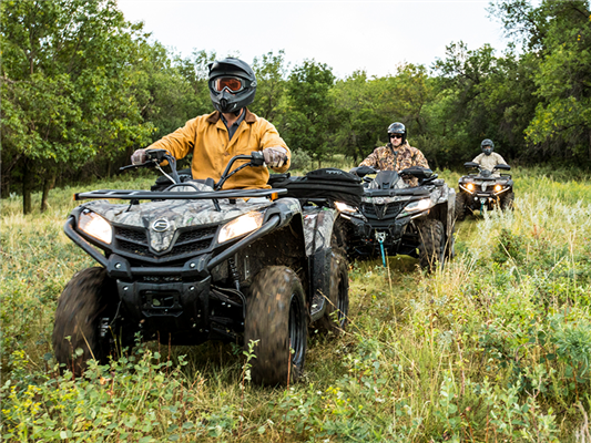 What Size ATV Do You Need?