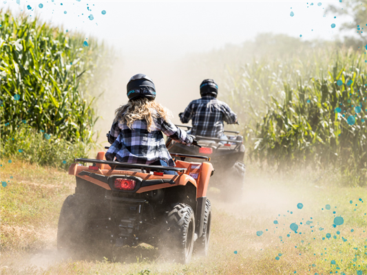 What to Keep in Mind on Your First ATV Ride