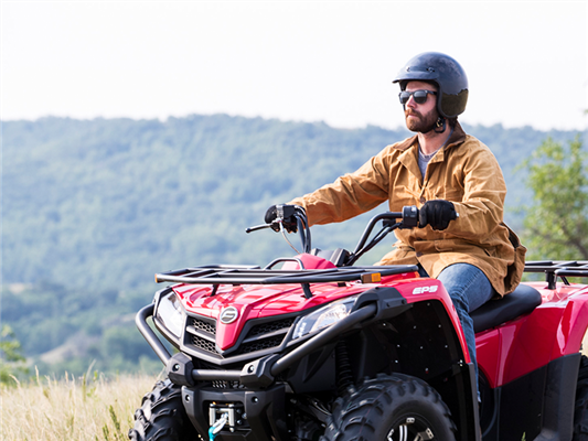 What You Need to Know About ATV Safety