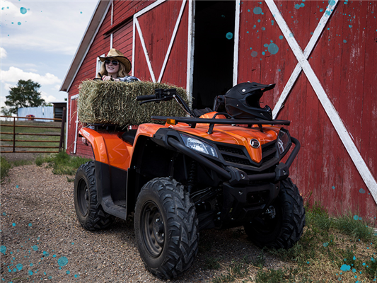 Why You Should Have An ATV On Your Farm