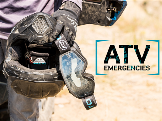 Worst Case Scenario, Part 1: How to Handle ATV Emergencies