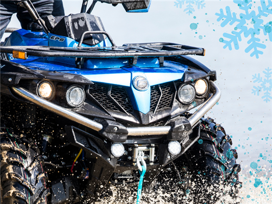 Worst Case Scenario, Part 2: How to Handle Severe ATV Winter ATV Accidents
