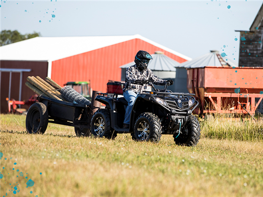 Your ATV Towing Guide