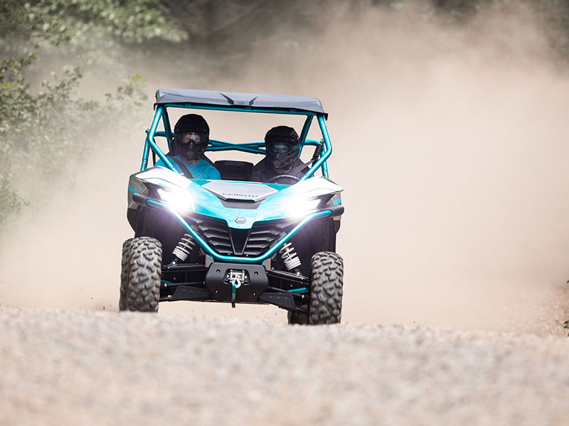 ATVs, Side by Sides, and Icy Roads: How to stay safe
