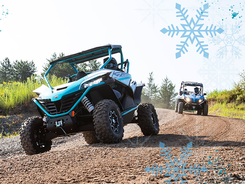 Best Ways to Enjoy your CFMOTO Vehicle this Winter