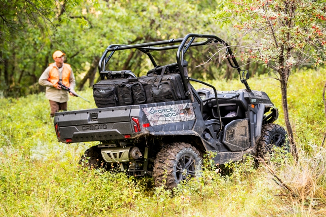 Outdoorsmen and CFMOTO: Made for One Another