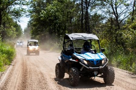 Best Ways to Enjoy Your CFMOTO Vehicle This Spring