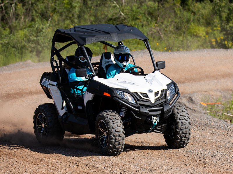 Why Choose CFMOTO over Other Outdoor Vehicle Brands?