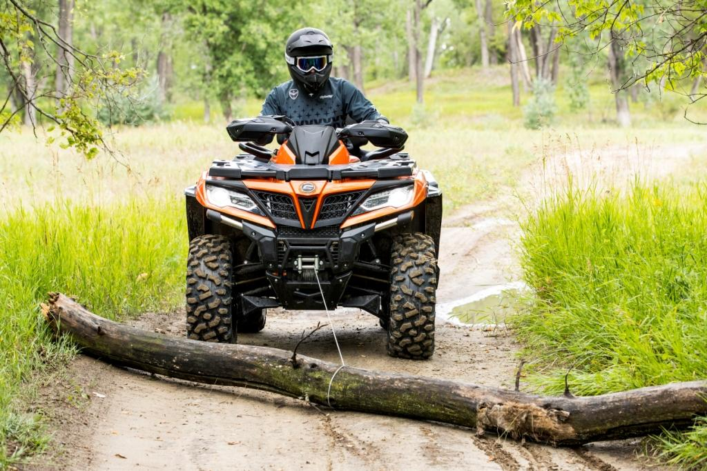 Building Confidence on your CFMOTO Vehicle