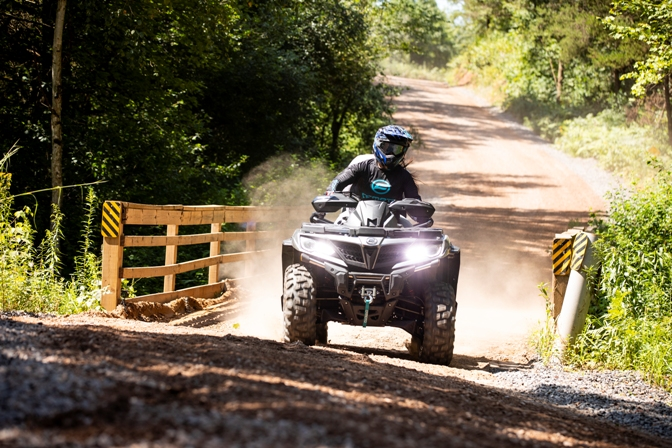 4 Unexpected Uses for Your CFMOTO ATV