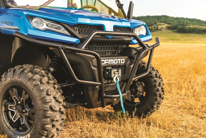 3 Unexpected Ways to Use the Winch on Your CFMOTO ATV or Side By Side