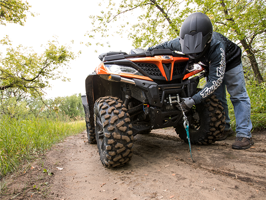 Spring Maintenance for Your ATV