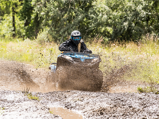 Hold On Tight: Minnesota's Most Rugged ATV Trails
