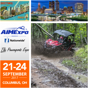 CFMOTO CONFIRMS ATTENDANCE AT THIS YEARS AIM EXPO