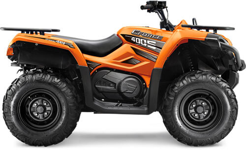 2016 CFORCE 400 ATVs Specifications + Features   CFMOTO USA