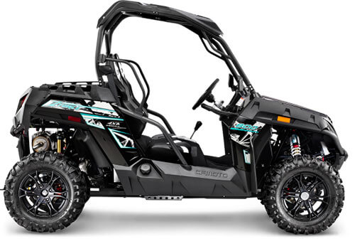 2016 ZFORCE 800 Specifications + Features   CFMOTO USA