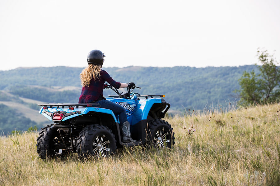 2018 CFORCE 400 ATVs Specifications + Features   CFMOTO USA