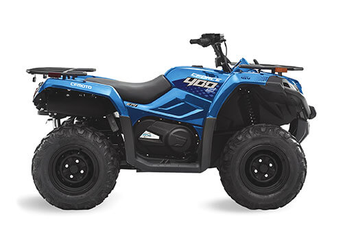 Cforce 400 Atvs Specifications Features Cfmoto Usa