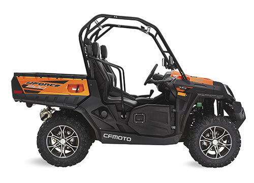 Uforce 800 Specifications Features Cfmoto Usa