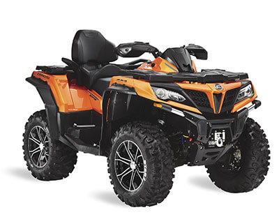 Side x Sides and ATV Manufacturer | CFMOTO USA