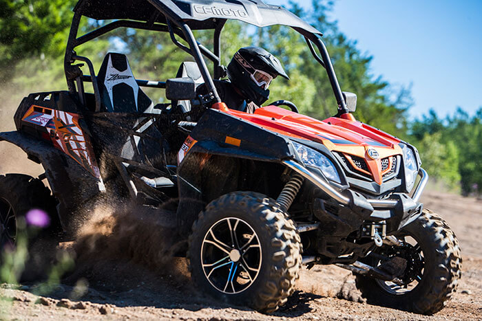 Customer Care - ATV & Side x Side Manufacturer | CFMOTO USA