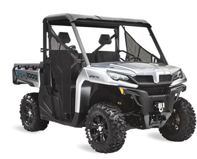 Side By Sides >> Cfmoto Utility Side X Side Options Cfmoto Usa